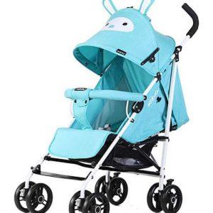S02 Rabbit Popular Portable Baby Stroller Pram