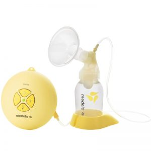 May Hut Sua Medela Swing 1