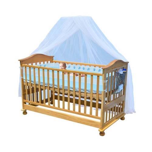 các mẫu giường cũi ngủ các mẹ chọn cho em bé dễ thương