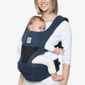 Diu Ergobaby Hip Seat Baby Carrier Cool Air Mesh (12)