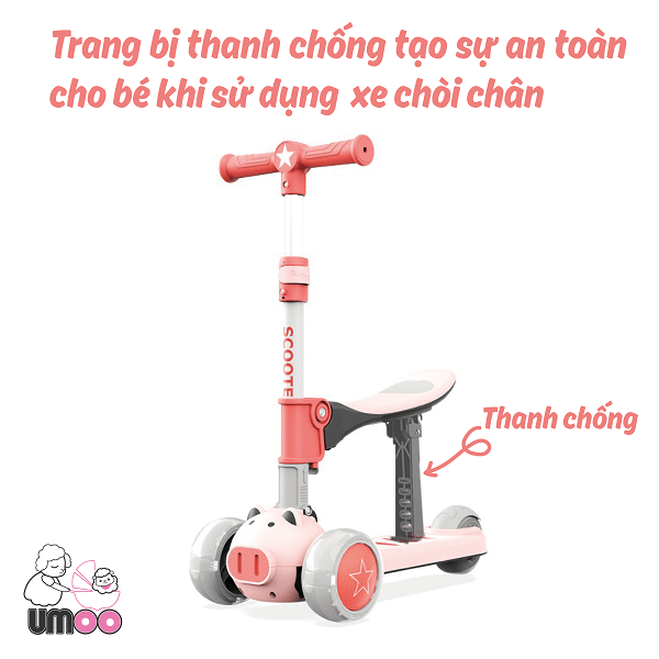 xe truot scooter umoo 2 trong 1 1