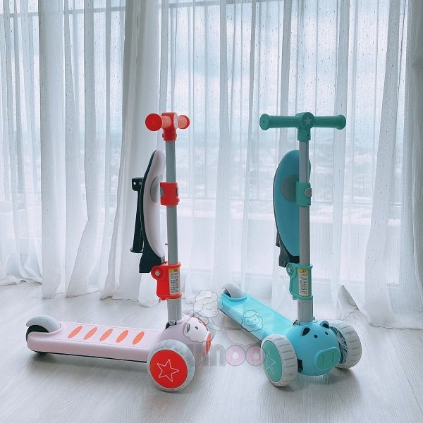 xe truot scooter umoo 2 trong 1 5