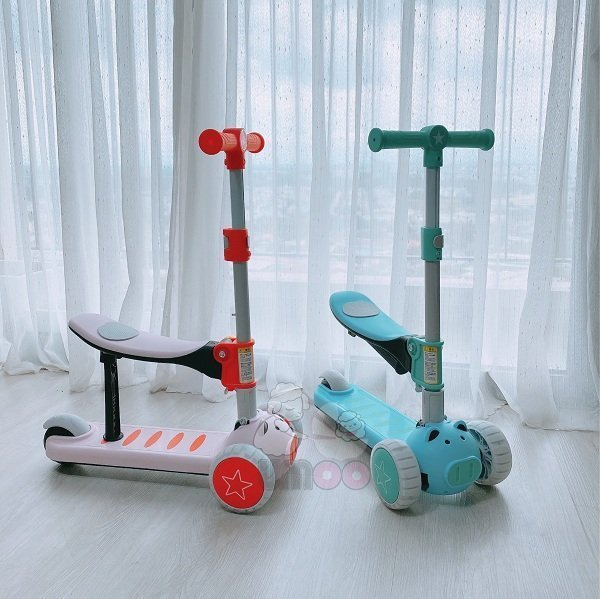 xe truot scooter umoo 2 trong 1 7 1